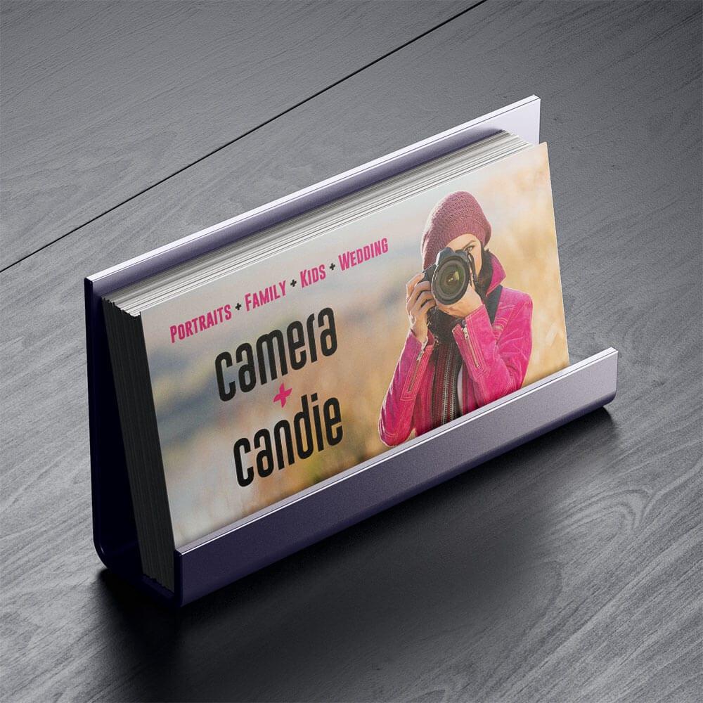 Standard business card 2 x 35 megastore printing home shop business cards standard colourmoves