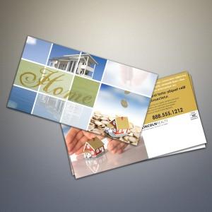 11x6 Postcard Mockup