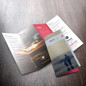 8.5x14 Brochure