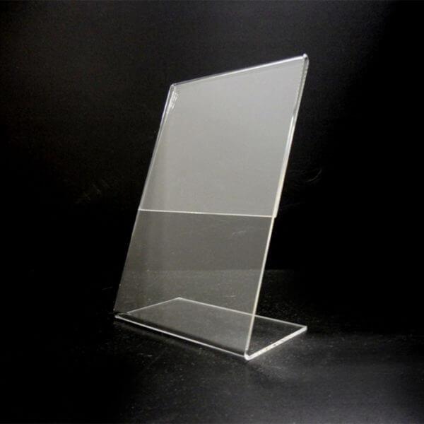 4 x 6 slant back sign holder