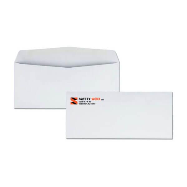 Spot Color #10 Envelope