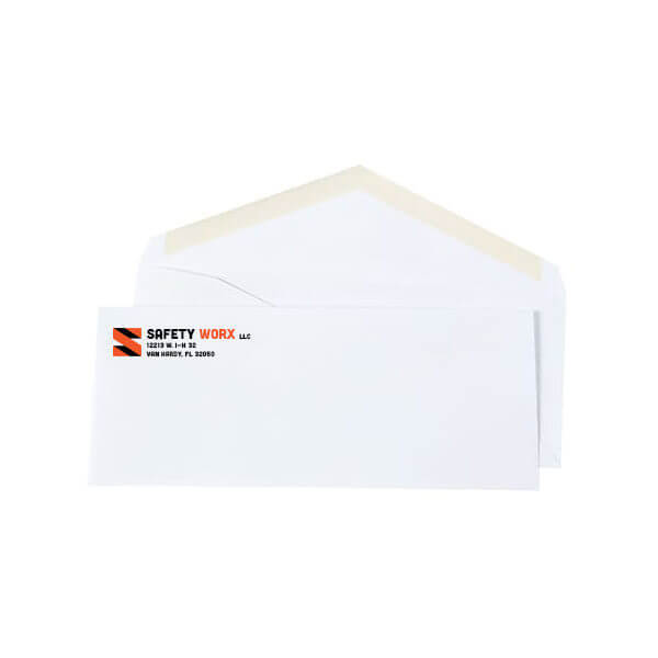 Spot Color #9 Regular Envelope