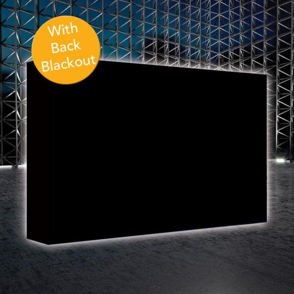 10 ft display blackout