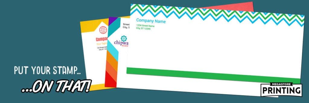 design custom envelopes