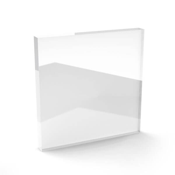 12 x 12 acrylic block blank