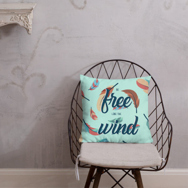 custom print pillows