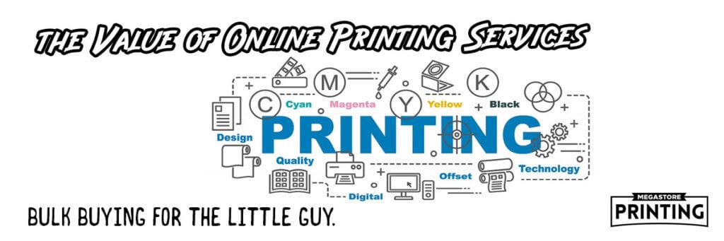 online printing value